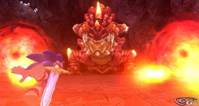 Sonic e il Cavaliere Nero immagine 10373