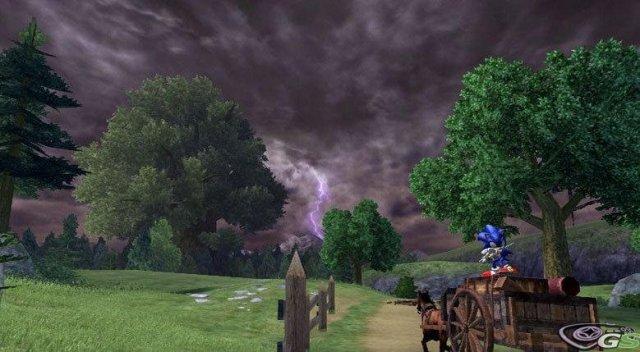 Sonic e il Cavaliere Nero immagine 10374