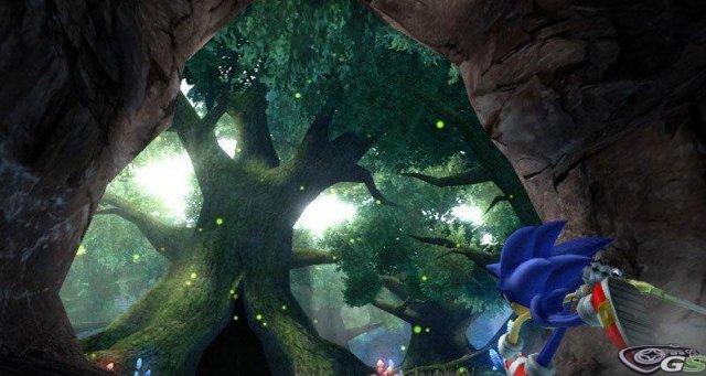 Sonic e il Cavaliere Nero immagine 10375