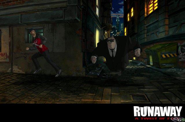 Runaway: A Twist of Fate immagine 20392