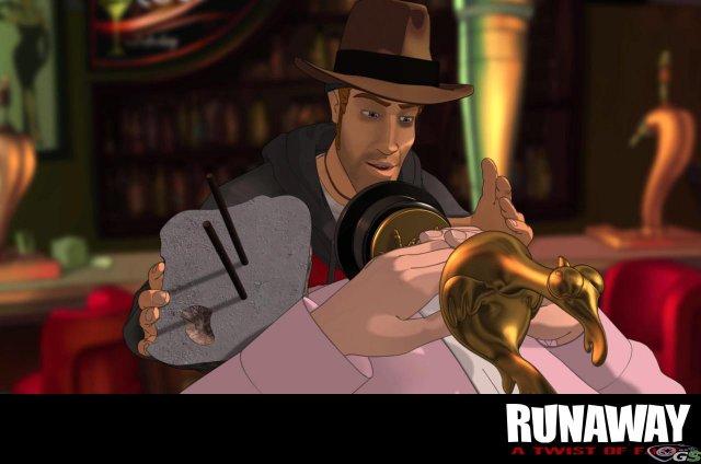 Runaway: A Twist of Fate immagine 20393
