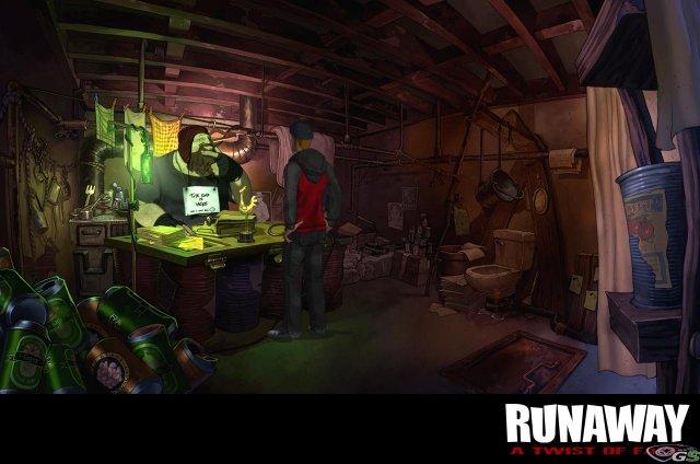 Runaway: A Twist of Fate immagine 20394