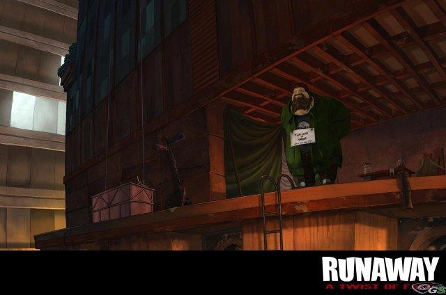 Runaway: A Twist of Fate immagine 20395