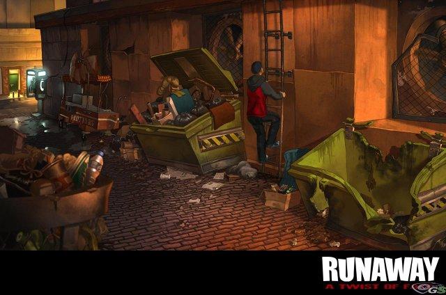 Runaway: A Twist of Fate immagine 20397