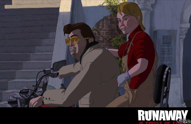 Runaway: A Twist of Fate immagine 14757
