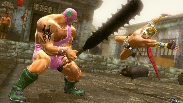 Tekken 6 - Immagine 21064