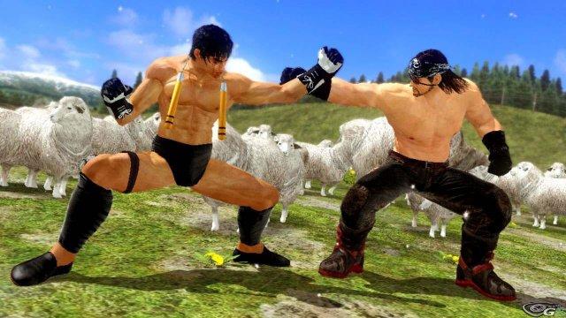 Tekken 6 immagine 21071