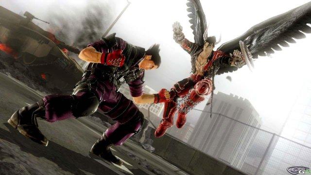 Tekken 6 immagine 21073