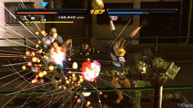 Tekken 6 - Immagine 21076