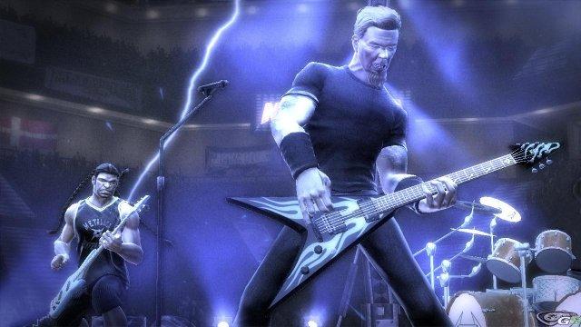 Guitar Hero: Metallica immagine 11826