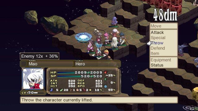 Disgaea 3 : Absence Of Justice - Immagine 8693
