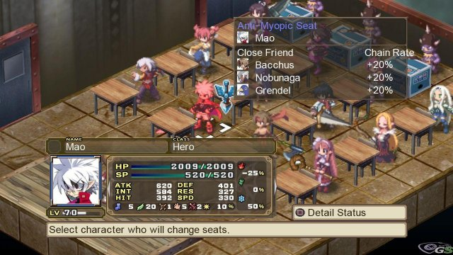 Disgaea 3 : Absence Of Justice - Immagine 8697