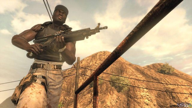 50 Cent: Blood On The Sand immagine 8731