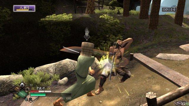Way Of The Samurai 3 immagine 10008