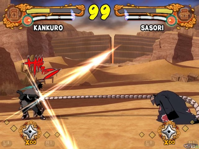 Ultimate Ninja 4: Naruto Shippuden immagine 10997