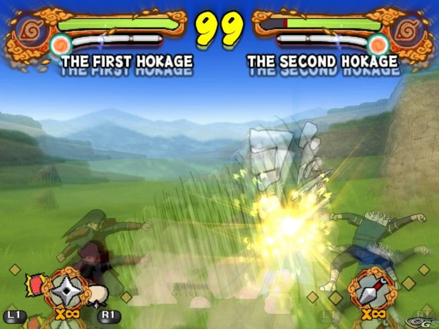 Ultimate Ninja 4: Naruto Shippuden immagine 11000
