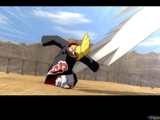 Ultimate Ninja 4: Naruto Shippuden immagine 11004