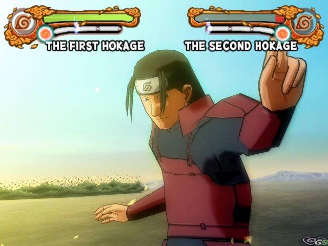 Ultimate Ninja 4: Naruto Shippuden immagine 11005