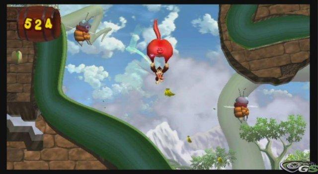Donkey Kong Jungle Beat Remake immagine 11921