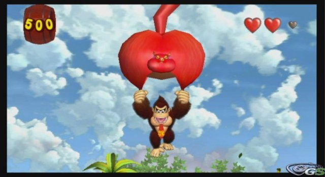 Donkey Kong Jungle Beat Remake immagine 11922