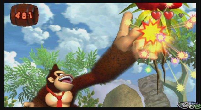 Donkey Kong Jungle Beat Remake immagine 11923
