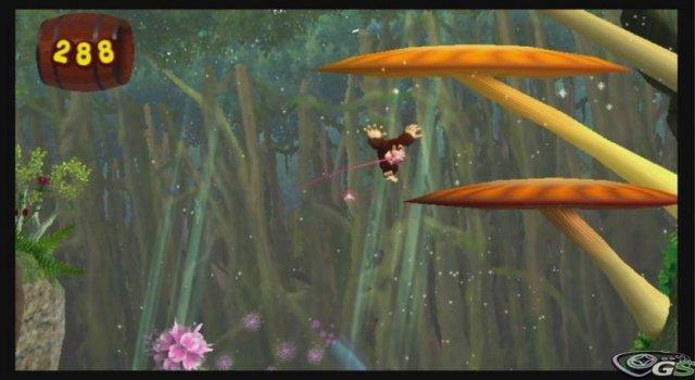 Donkey Kong Jungle Beat Remake immagine 11926