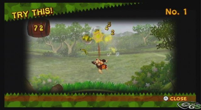 Donkey Kong Jungle Beat Remake immagine 11927