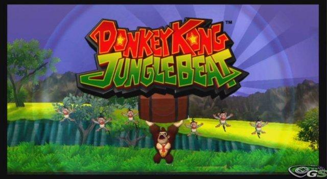Donkey Kong Jungle Beat Remake immagine 11928