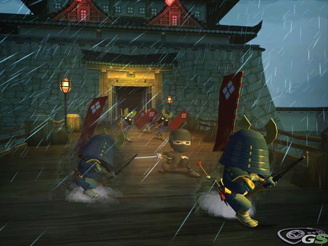 Mini Ninjas immagine 9392