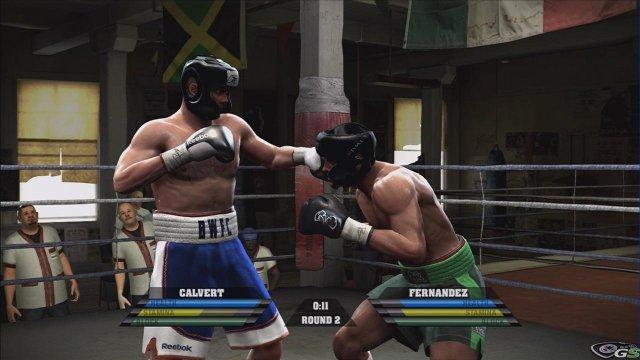 Fight Night 4 immagine 16438