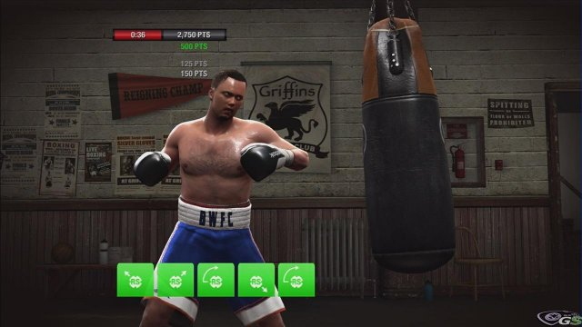 Fight Night 4 immagine 16439