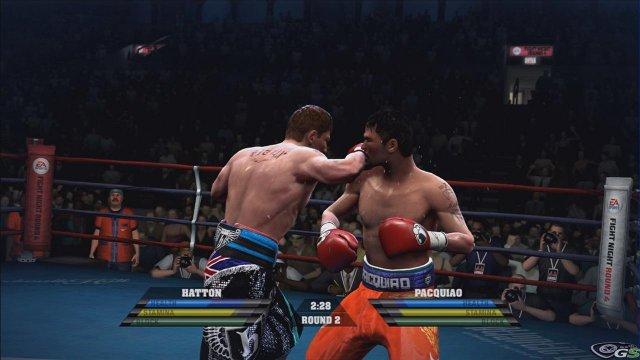 Fight Night 4 immagine 16455