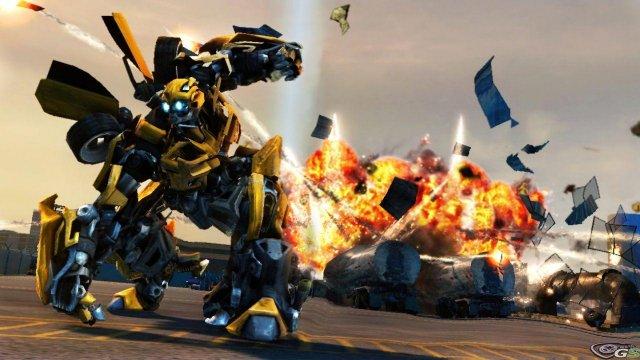 Transformers: Revenge of the Fallen immagine 14082