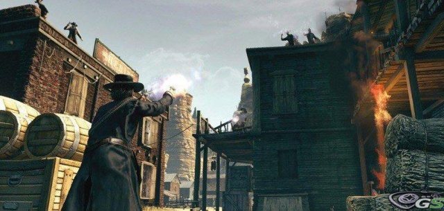 Call of Juarez: Bound in Blood immagine 10857