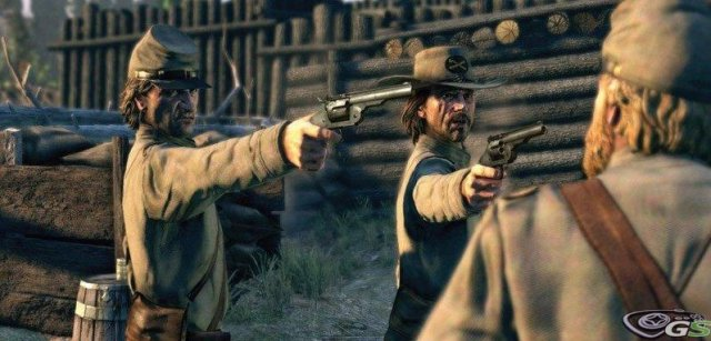 Call of Juarez: Bound in Blood immagine 10862