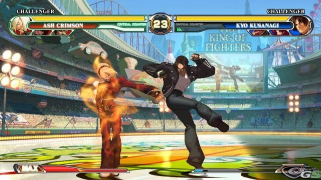 King of Fighters XII immagine 11548