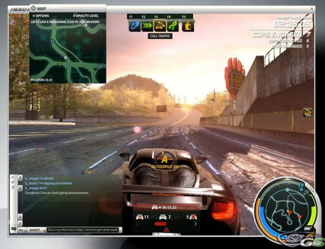 Need for Speed World Online immagine 11250
