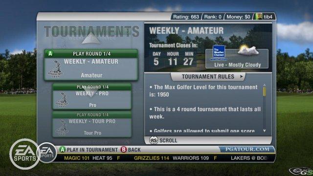 Tiger Woods PGA Tour 10 immagine 16611