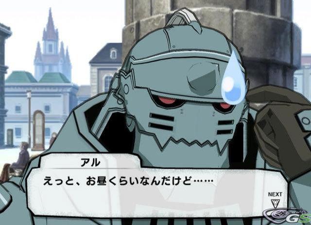 Fullmetal Alchemist: Prince of the Dawn immagine 11764