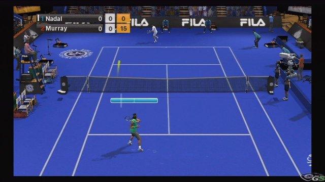 Virtua Tennis 2009 immagine 13642