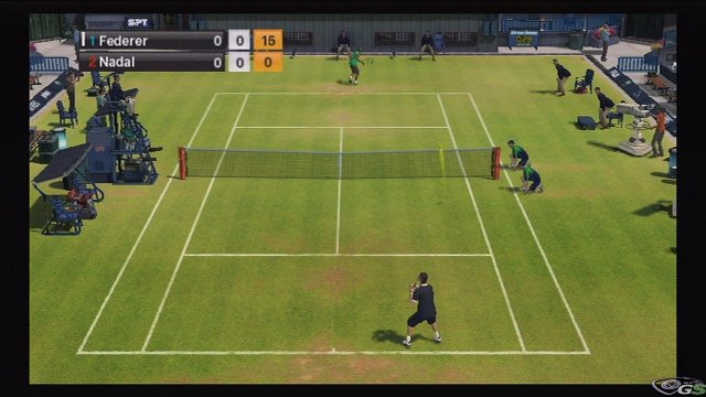 Virtua Tennis 2009 immagine 13645