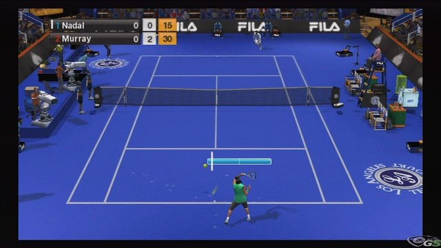 Virtua Tennis 2009 immagine 13648