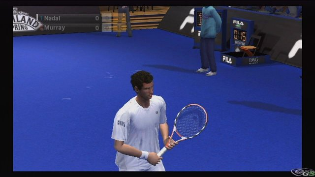 Virtua Tennis 2009 immagine 13649