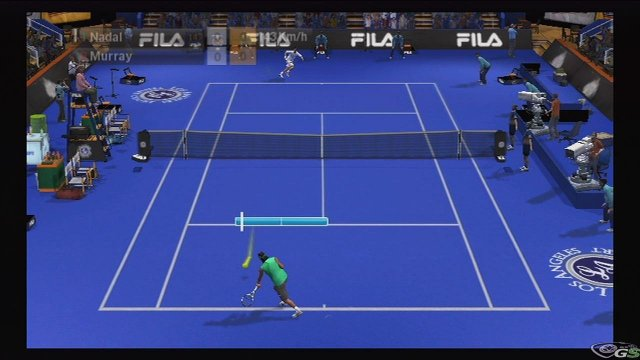 Virtua Tennis 2009 immagine 13650