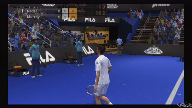 Virtua Tennis 2009 immagine 13651