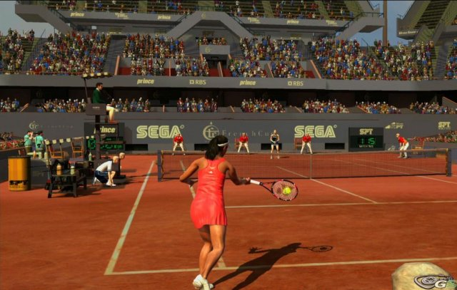 Virtua Tennis 2009 immagine 11953