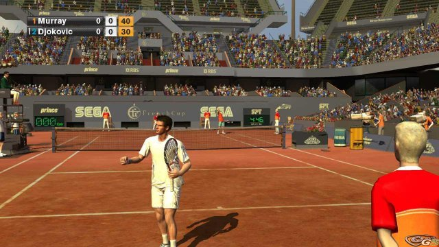Virtua Tennis 2009 immagine 12156