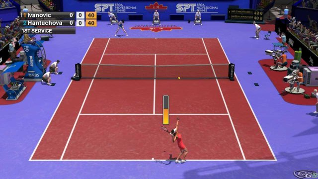 Virtua Tennis 2009 immagine 12159