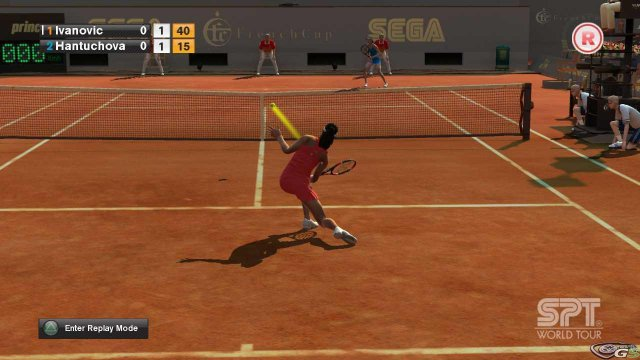 Virtua Tennis 2009 immagine 12162