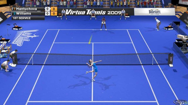 Virtua Tennis 2009 immagine 12165